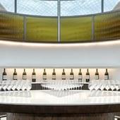 Cette salle de dégustation vous attend pour une dégustation à l'aveugle 🍷  @laroute_des_vins  #winetasting🍷 #degustation #ideecadeaunoel #weekend #wine #offrir #coffretcadeau #vinotinto #redwine🍷 #grandcru